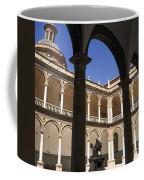 Cloister Real Colegio Seminario Del Corpus Christi Coffee Mug