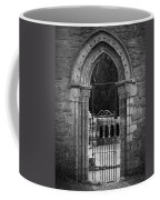Cloister View Cong Abbey Cong Ireland Coffee Mug