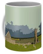 Clonmacnoise Monastery Coffee Mug