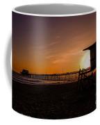 Close Of The Day At Newport Beach Coffee Mug