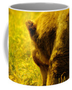 Close Up Of A Grizzily Coffee Mug