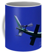 Close Up Of Helicopter Vh Lee Coffee Mug
