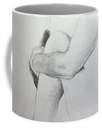 Close Up Of Life Figure. Coffee Mug