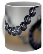 Close-up View Of A String Of Beads Coffee Mug
