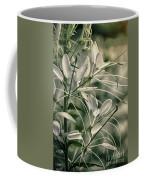 Close Up Wild Flower Coffee Mug