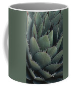 Close View Of An Agave Plant Coffee Mug
