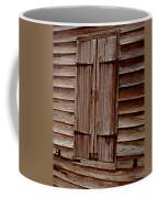 Closed In Sepia Coffee Mug