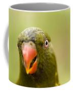 Closeup Of A Scaly-breasted Lorikeet Coffee Mug