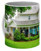 Clothes On The Front Porch Coffee Mug