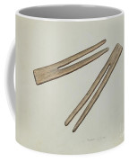 Clothes Pins Coffee Mug