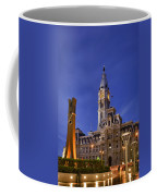 Clothespin And City Hall Coffee Mug