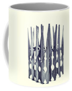 Clothespin Coffee Mug