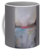 Cloud Over The Lake Coffee Mug