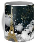Cloud Cities Paris Coffee Mug