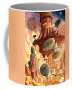 Cloud City Coffee Mug