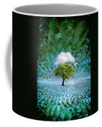 Cloud Cover Recurring Coffee Mug
