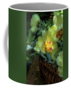 Cloud Flowers Coffee Mug