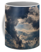 Cloud Formations Boiling Up Coffee Mug