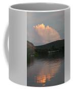 Cloud Lake Reflection Coffee Mug