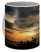 Cloud Landscape. On The Aegean Sea.  Coffee Mug