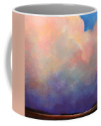 Cloud Light Coffee Mug by Toni Grote