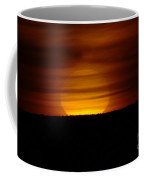 Cloud Misted Sunrise  Coffee Mug