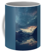 Cloud Mountain Reflection Coffee Mug