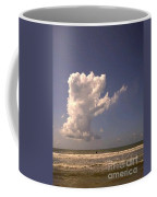 Cloud Points The Way Coffee Mug
