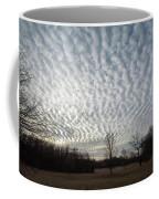 Cloud Symmetry Coffee Mug