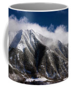 Cloud Touched Coffee Mug