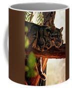Clouded Leopard II Coffee Mug