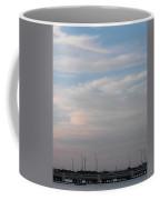 Clouds And Lake2 Coffee Mug