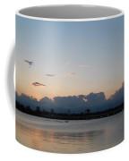 Clouds And Lake9 Coffee Mug