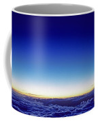 Clouds At Sunset Coffee Mug