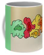 Clouds Drifting By Coffee Mug