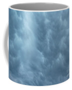 Clouds Like The Sea Coffee Mug
