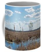 Clouds Of Cotton Coffee Mug