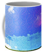 Clouds On The Ceiling Coffee Mug
