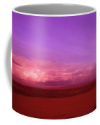 Clouds On The Horizon  Coffee Mug