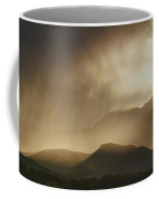 Clouds On The Rocky Mountains Front Range Foothills Coffee Mug