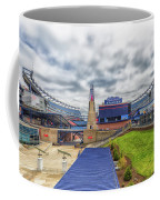 Clouds Over Gillette Stadium Coffee Mug