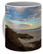 Clouds Over Holden Beach Coffee Mug