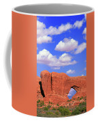Clouds Over The Arches Coffee Mug