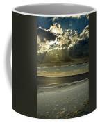 Clouds Over The Bay Coffee Mug