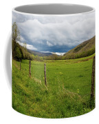 Clouds Over The Hills Coffee Mug