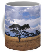 Clouds Over The Masai Mara Coffee Mug