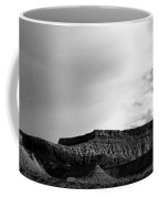 Clouds  Over The Mesa Coffee Mug