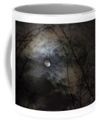 Clouds Over The Moon Coffee Mug