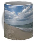 Clouds Over The Sea Coffee Mug