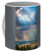 Clouds Over Tuscany Coffee Mug